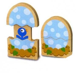Melissa & Doug - Slide & Seek Egg