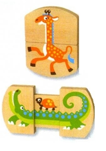 Melissa & Doug - Slide & Seek Safari