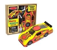 """race car toy, melissa and doug race car toy, mighty builders race cartoy, kids race car toy, childr"