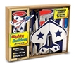 Melissa and Doug Mighty Builder Jet Plane Kit