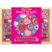 Sweet Hearts Wooden Bead Set, craft kit, girls craft kit, girls bead set, bead set, jewelry bead set