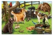 Melissa and Doug Pets Floor Puzzle