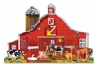 Farm Friends Floor Puzzle
