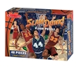 Melissa and Doug Slam Dunk! Floor Puzzle 48 Pieces