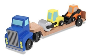 Melissa and Doug Low Loader
