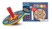 Melissa and Doug Spinning Top
