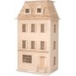 Melissa and Doug Mansard Dollhouse, doll house, wooden doll house, melissa and doug doll house, kids