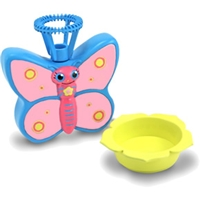 Bixie Butterfly Bubble Buddy, bubble toy, kids bubble toys, bubble toy, bubble buddy toys