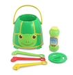 Melissa and Doug Tootle Turtle Bubble Bucket