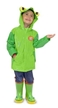 Melissa and Doug Soggy Froggy Raincoat