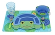 Scootin' Turtle Mealtime Set