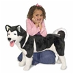 Melissa & Doug Large Stuffed Husky