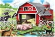 Melissa and Doug Farm Friends 24 Piece Floor Puzzle