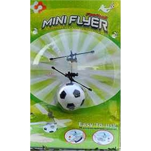 Mini Flyer - Soccer - Infared Technology