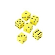 Soft Foam Dot Dice Set of 6