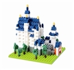 Nano Block Neuschwanstein Castle