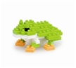 Nano Block Green Tree Frog