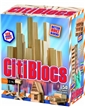 Citiblocs 50 Piece Natural Wooden Building Set