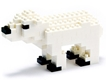 Nano Block Polar Bear