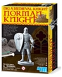Medieval Knight Excavation Kit- Norman Knight