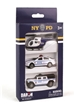 NYPD Vehicle Set - 3 Pieces