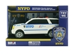 Daron NYPD Motorized Police Vehicle