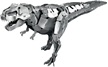 Metal Dino Build Kit - Tyrannosaurus