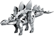 Metal Dino Build Kit - Stegosaurus