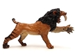 Papo Roaring Smilodon Toy Model