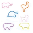 Memory Shape Rubber Bands Animals Assortment , Silly rubber bands, Hippopotamus , Dog, Turtle, eleph