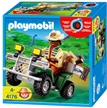 Playmobil Explorer Quad