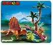 Dimetrodon Playmobil Toy Set