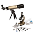 GeoVision Telescope & Microscope Set - kids microscope - kids telescope