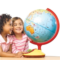 Talking Globe Jr. - teaching, talking electronic globe