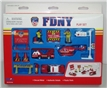 FDNY Vehicle Playset - 13 pieces