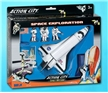 Space Shuttle Playset  7 Pieces - Kennedy Space Center