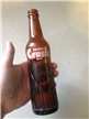 Vintage Orange Crush Amber Brown Bottle 10 oz ACL Crown Top Ill