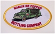 Dublin Dr Pepper Bottling Company Truck Patch Collectible