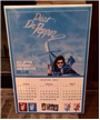 Vintage Diet Dr Pepper Sugar Free 1986 Winter Calendar Poster Sign Mint  Cans