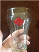 Vintage Dairy Queen Collectible Glass