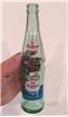 Vintage 1960's Diet Dr Pepper ACL Soda Bottle 10 Oz
