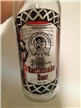 Collectible Shiner Rattlesnake Beer ACL Bottle W/ Cap