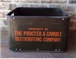 Vintage Proctor & Gamble Collectible Advertising Basket Hardware Store