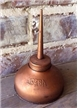 Old Vintage Noera Metal Oiler Can W/ Spout - Industrial Farm Decor