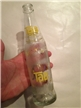 Vintage Tab Coca Cola 10 Oz ACL Soda Bottle 1970's Return For Deposit