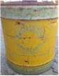 Vintage Bowder Lubricants Oil Co 5 Gallon Metal Can Fort Worth Texas Tx