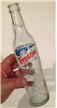 Vintage Frostie Root Beer Soda Bottle 10 Oz ACL Camden NJ 1970's