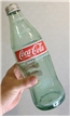 Vintage 1 Liter 33.8 Oz Coca Cola Coke Glass Bottle Wide Mouth