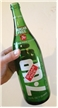 Vintage 7Up Sugar Free Diet 32 Oz Glass Soda Bottle 1970'S