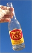 Vintage Tripple XXX Root Beer Soda Bottle Waco Texas Tx ACL 1956